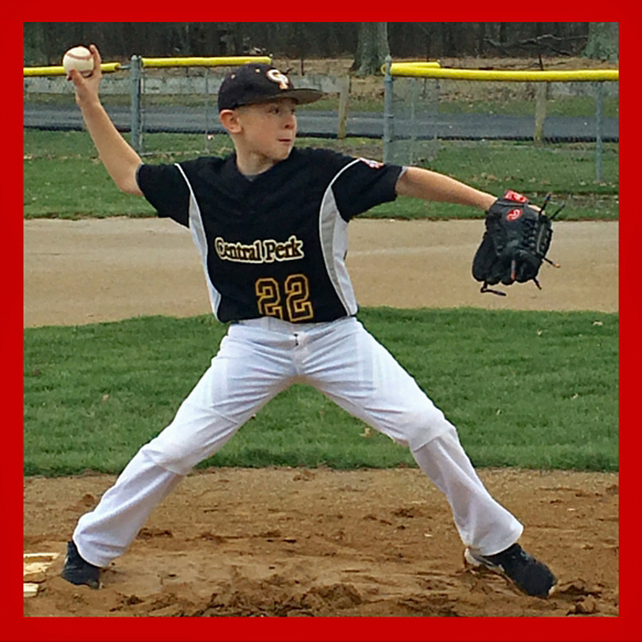 Youth Pitcher